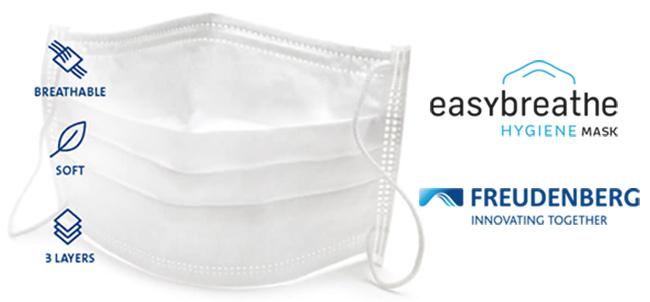 Skyddsmask - Easybreathe